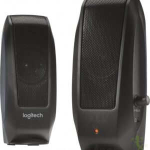 Logitech speakers S-120 Black