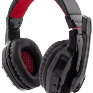 WHITE SHARK HEADSET GHS-1641 PANTHER BLACK/RED