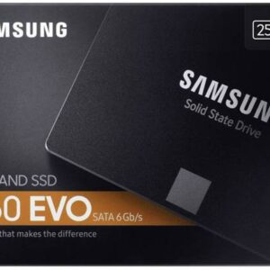Samsung 860 EVO 250 GB SSD harde schijf (2.5 inch)