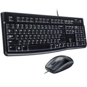 toetsenbord met muis Logitech