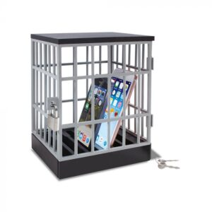 telefoonhouder gevangenis
