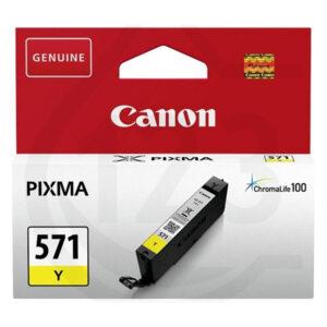 Canon 571 Geel