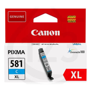 Canon 581 Cyaan