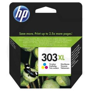 HP 303XL Kleuren